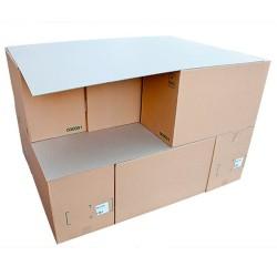 Plaques intercalaire carton pour palette