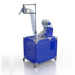 Distributeur automatique de coussins d'air
