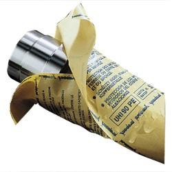 papier anticorrosifs recto polyéthylène