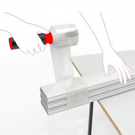 Films étirables manuels en bobinot