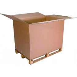Caisse container rectangulaire