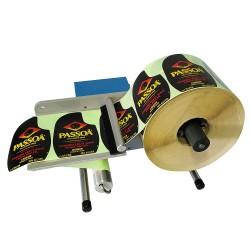 Distributeur d'étiquettes semi automatique